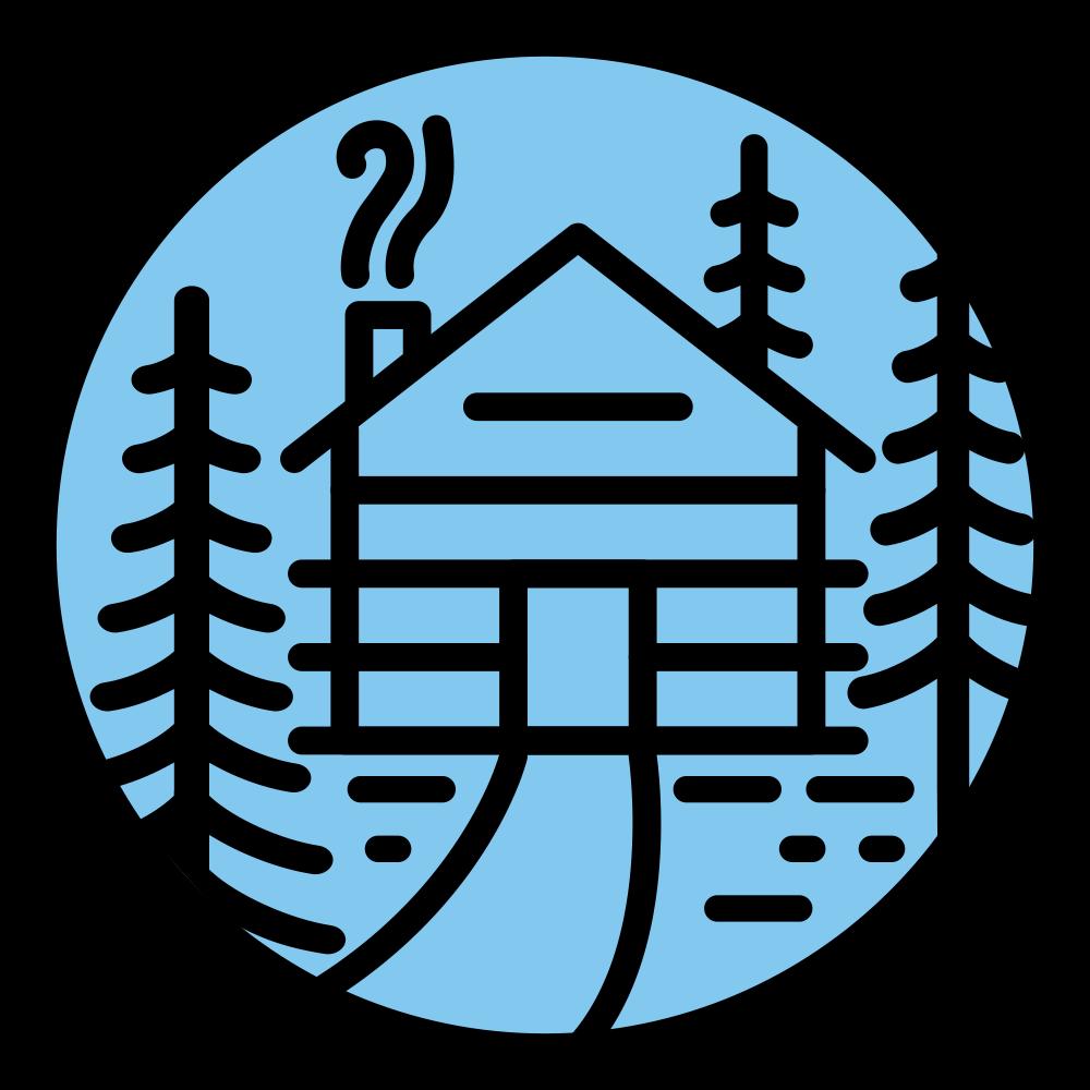 Skillet Creek Cabin Rental Icon
